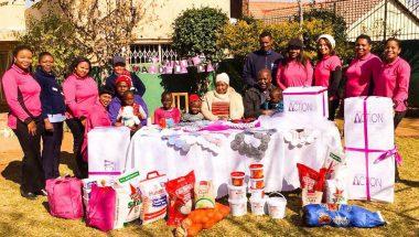 """""""Mulheres em Ação"""" ajuda crianças com câncer na África"""