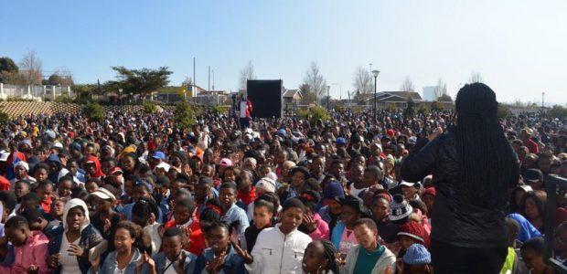 """África do Sul - """"Saiba Dizer Não"""": combate à violência na juventude"""
