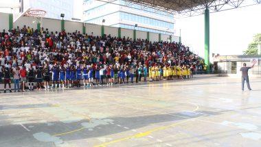 Torneio de basquete mobiliza 2 mil jovens em Angola