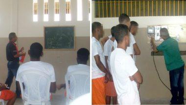 Grupo em Sergipe oferece curso de capacitação e contribui com reintegração social de presos