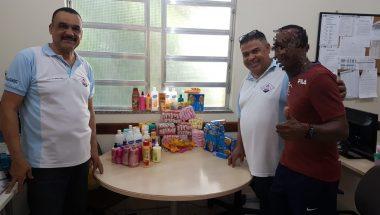 Voluntários fazem doações a unidades socioeducativas do Rio de Janeiro