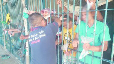 Grupo realiza Semana da Valorização Humana aos Encarcerados