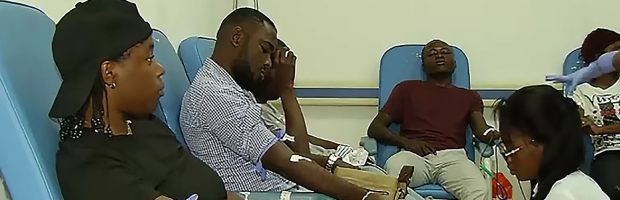 Grupo promove doação de sangue em Angola