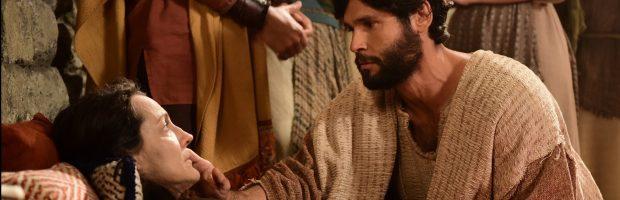 A sogra de Pedro é curada por Jesus