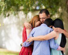 Proteção para a família