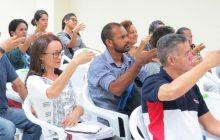 Curso de Libras para voluntários do Rio Grande do Norte