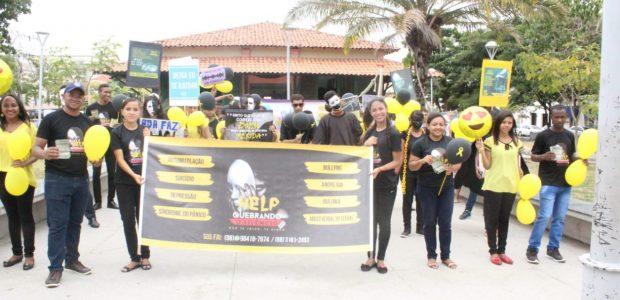 De norte a sul do Brasil, integrantes da FJU ajudaram pessoas. Mobilização no Maranhão