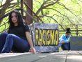 Em São Paulo, ação mostrou o peso que problemas trazem à juventude
