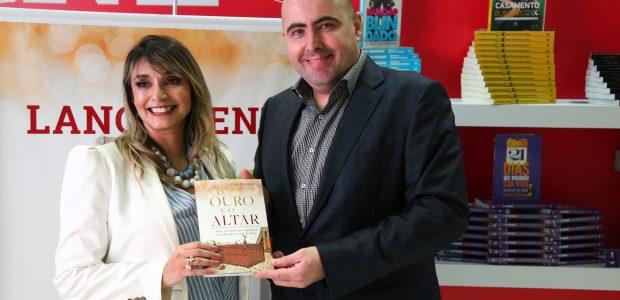 Cantora e escritora Soraya Moraes