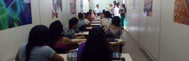 Grupo firma parceria com o SENAI e promove cursos para detentas
