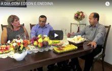 Dia a dia com Edson e Enedina