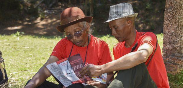 Caminhada do Amor em Madagascar (país africano)