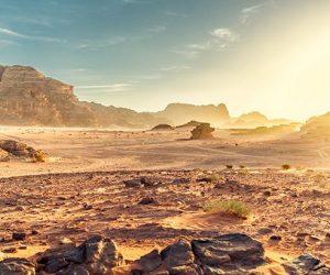 O bom deserto