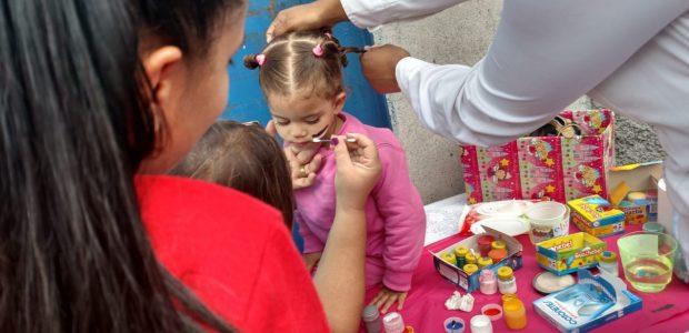 Ação social no Dia das Crianças: Centros de Detenção Provisória - ABC Paulista