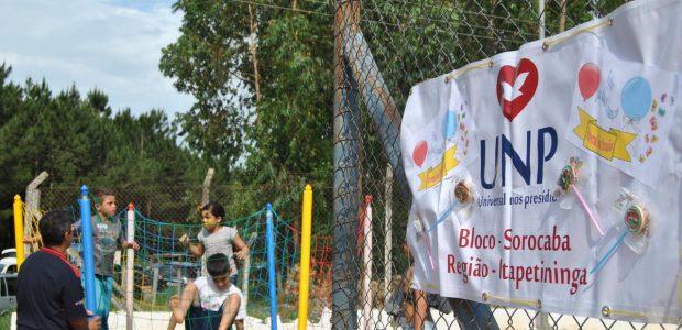 Ação social no Dia das Crianças: Bloco Sorocaba / Itapetininga