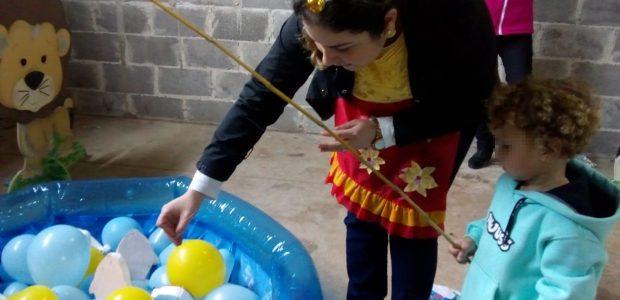 Ação social no Dia das Crianças: Complexo Penitenciário de Piraquara, Curitiba