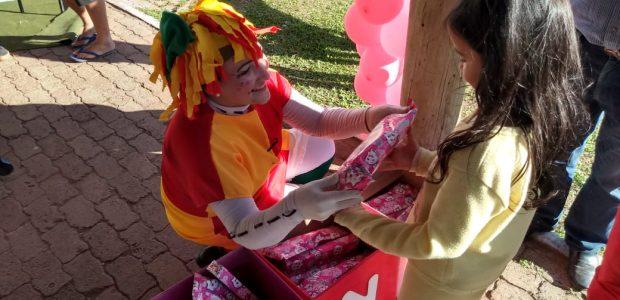 Ação social no Dia das Crianças: Penitenciária Modulada Estadual de Uruguaiana (RS)