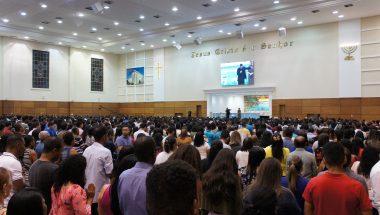 Confira como foi a palestra Escola do Amor em Maceió