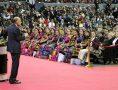 O Bispo falou sobre a importância de obedecer os ensinamentos do Altíssimo