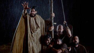 Novela Jesus estreia em primeiro lugar nos Estados Unidos