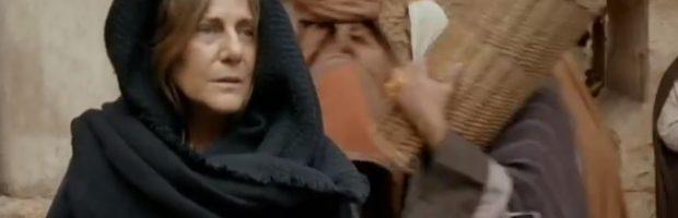 Edissa encontra Cassandra, irmã de Petronius