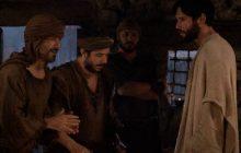 Jesus faz os dois homens cegos voltarem a enxergar