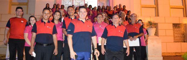 Grupo que atua em presídios é homenageado em Araraquara