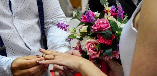 Desde que a Celebração dos Casamentos surgiu, mais de 120 mil pessoas já se casaram