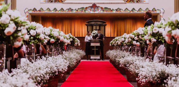 As uniões ocorreram no evento Celebração dos Casamentos
