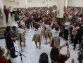 Houve apresentações culturais de música e dança regionais / Rio Grande do Norte