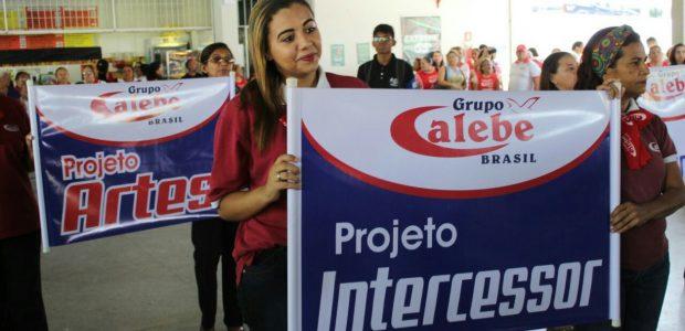 Voluntários do grupo também participaram do encontro / Ceará