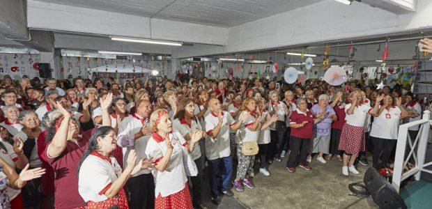 Mais de 40 países também realizaram o encontro do Calebe / Argentina