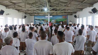 Mais de 500 presos participam de reunião no CPP de Campinas