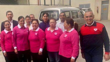 Esperança para presidiários da Colômbia e seus familiares