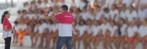 Grupo leva palestra da Escola do Amor a um presídio do Ceará