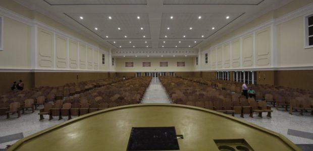Inauguração em Sergipe: a nova Catedral tem 2.300 lugares