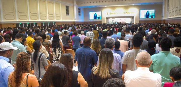 Inauguração em Sergipe: é a primeira Catedral desde sua chegada ao estado