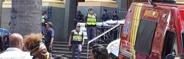 Tragédia na Catedral Metropolitana de Campinas