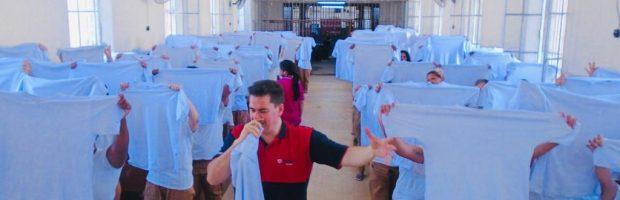 Mutirão: doações começam a ser entregues