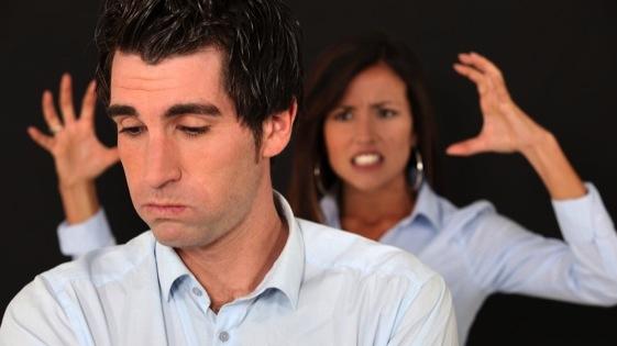 Quando o casal não consegue dialogar