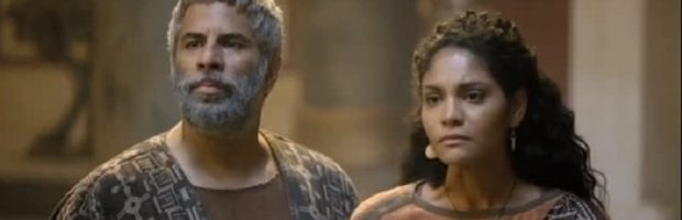 Novela Jesus: Lázaro descobre que Susana irá lutar