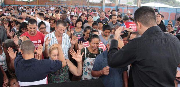 A ação também foi realizada no Mato Grosso do Sul  .