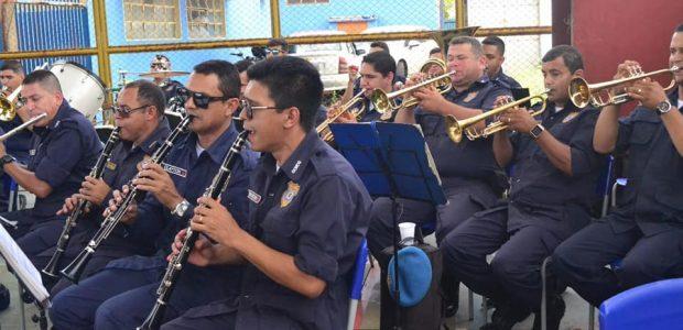 No Mato Grosso do Sul a ação teve, inclusive, participação de orquestra voluntária