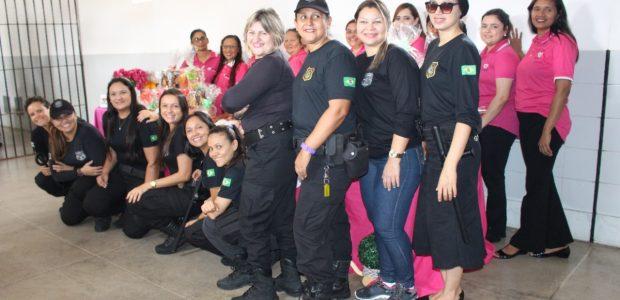 Voluntários do UNP de Natal, no Rio Grande do Norte