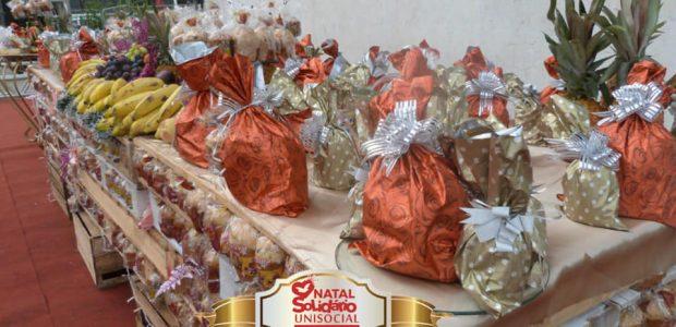Presentes distribuídos aos cariocas