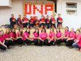 Voluntários do grupo Universal nos Presídios do Rio Grande do Sul