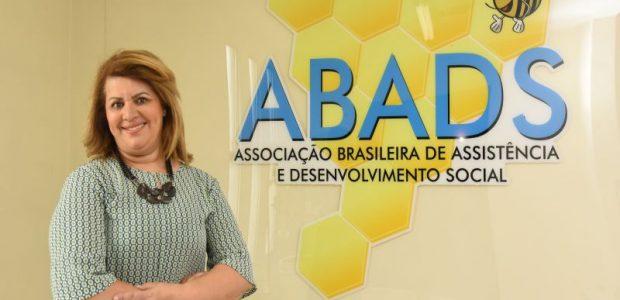 Rose Amorim, presidente da Associação