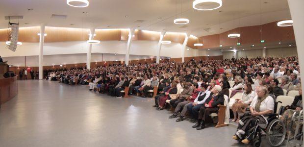Em Porto, em Portugal, a Vigília foi realizada pelo Bispo Macedo