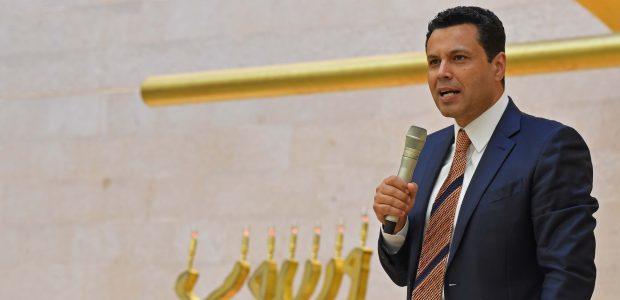 A reunião foi realizada pelo Bispo Renato Cardoso