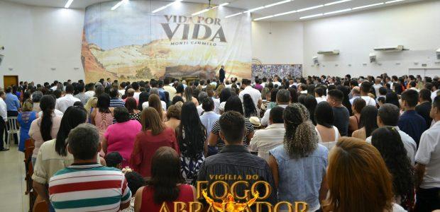 Vigília da Virada no Acre
